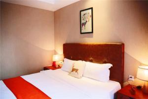 Perfect Service Apartment, Apartmanok  Kuangcsou - big - 25