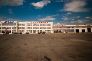 Гостиницы Новодеревенской