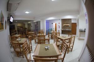 Hotel San Gennaro, Отели  Santa Fé do Sul - big - 29