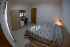 Hotel San Gennaro, Szállodák  Santa Fé do Sul - big - 43