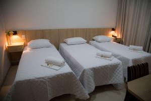 Hotel San Gennaro, Szállodák  Santa Fé do Sul - big - 7