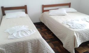 Rondinha Hotel, Hotely  Arroio do Sal - big - 64