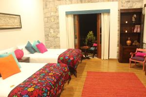 Hotel Boutique La Casona de Don Porfirio, Hotely  Jonotla - big - 99