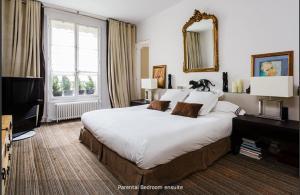 Chambres d'Hôtes dans Hôtel Particulier - Neuilly-sur-Seine