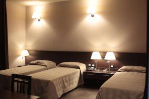 Hotel Le Badie, Hotel  Val di Perga - big - 57
