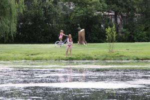Lakeland RV Campground Loft Cabin 1, Holiday parks  Edgerton - big - 10