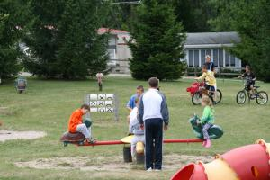 Lakeland RV Campground Loft Cabin 1, Holiday parks  Edgerton - big - 13