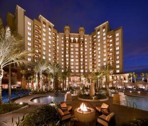 Wyndham Grand Orlando Resort Bonnet Creek (7 of 186)