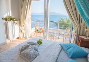 Jovanna Luxury Villas, Case vacanze  Pantokratoras - big - 29