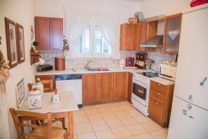Jovanna Luxury Villas, Case vacanze  Pantokratoras - big - 31