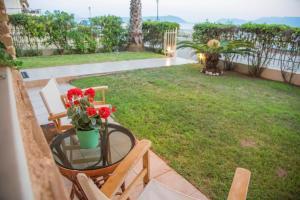 Jovanna Luxury Villas, Case vacanze  Pantokratoras - big - 5