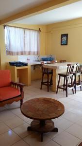 Hotel y Balneario Playa San Pablo, Отели  Монте-Гордо - big - 211