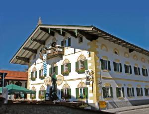 Gasthof-Hotel Zur Post Samerberg - Eßbaum