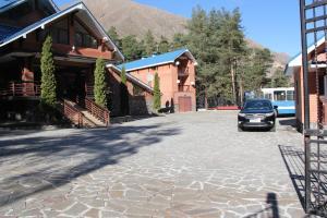 Shaman Chalet near Elbrus - Dzhaga