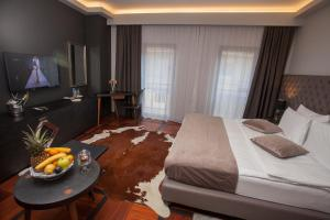 Solun Hotel & SPA, Hotels  Skopje - big - 41