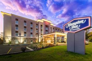 Hampton Inn Lockport - Buffalo, NY - Hotel - Lockport