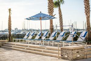 The Beach Club at Charleston Harbor Resort & Marina (19 of 19)