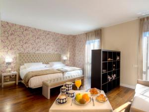 Superior Twin Room Hotel Spa Ciudad de Astorga