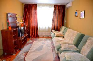 Apartment on imeni Zemlyachki 56 - Stalingradskiy Pakhar'