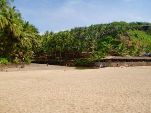 Krishna Paradise Beach Resort, Campeggi di lusso  Cola - big - 63