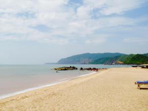 Krishna Paradise Beach Resort, Campeggi di lusso  Cola - big - 51