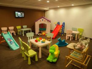 Green Life Family Apartments Pamporovo - Hotel
