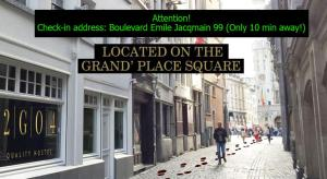 2GO4 Quality Hostel Brussels Grand Place