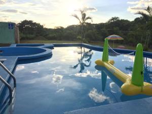 Hospedaje Guanasol, Hotel  Liberia - big - 16