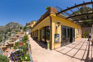 Villa Angela, Hotels  Taormina - big - 8