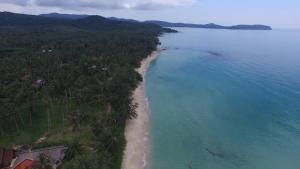 Koh Kood Paradise Beach, Üdülőtelepek  Kut-sziget - big - 94