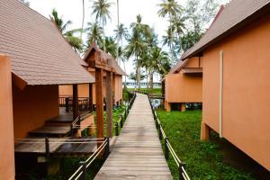 Koh Kood Paradise Beach, Üdülőtelepek  Kut-sziget - big - 17