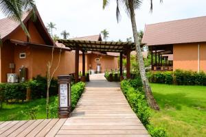 Koh Kood Paradise Beach, Üdülőtelepek  Kut-sziget - big - 18
