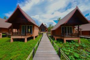 Koh Kood Paradise Beach, Üdülőtelepek  Kut-sziget - big - 8