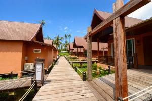 Koh Kood Paradise Beach, Üdülőtelepek  Kut-sziget - big - 33