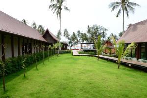 Koh Kood Paradise Beach, Üdülőtelepek  Kut-sziget - big - 47