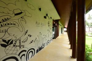 Koh Kood Paradise Beach, Üdülőtelepek  Kut-sziget - big - 40