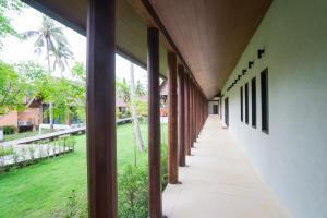 Koh Kood Paradise Beach, Üdülőtelepek  Kut-sziget - big - 63