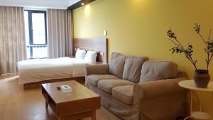 3D Sleeping Maker Hotel GuanYinQiao Branch, Appartamenti  Chongqing - big - 19