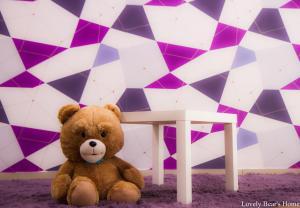 Lovely Bear's Home - Lima Kedai
