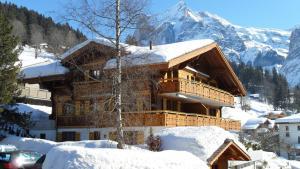 Apartment Alpenblume 4.5 - GriwaRent AG - Grindelwald