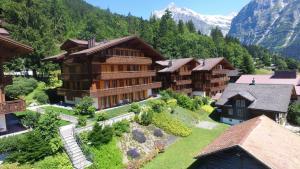 Apartment Bächli 4.5 - GriwaRent AG - Grindelwald