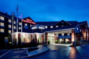 Hilton Garden Inn Seattle/Bothell, Hotel  Bothell - big - 13