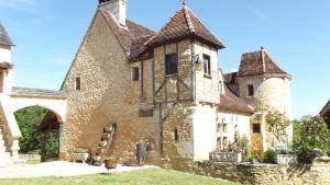 Gites des 3 Vallées, Гостевые дома  Borrèze - big - 1