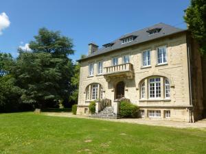 La chambre au Château - Folembray