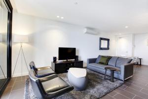 Corporate Keys - Elm Apartments, Apartmanhotelek  Melbourne - big - 9