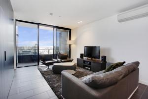 Corporate Keys - Elm Apartments, Apartmanhotelek  Melbourne - big - 12