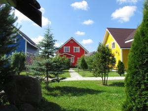 Гостиницы деревни Настасьино