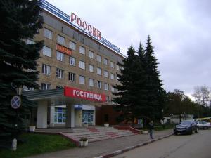 Гостиницы Новомосковска, Тульская область