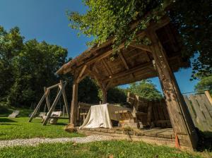 Holiday Home Koča na samem, Holiday homes  Moravske-Toplice - big - 69