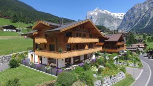 Apartment Antara 4.5 - GriwaRent AG - Hotel - Grindelwald